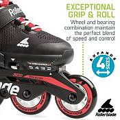 Rollerblade Boys' Microblade Adjustable Inline Skates product image