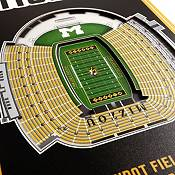 """You The Fan Missouri Tigers 8""""x32"""" 3-D Banner product image"""