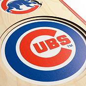 You The Fan Chicago Cubs 8''x32'' 3-D Banner product image