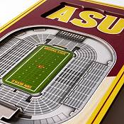 """You The Fan Arizona State Sun Devils 6""""x19"""" 3-D Banner product image"""