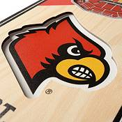 """You The Fan Louisville Cardinals 6""""x19"""" 3-D Banner product image"""