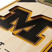 """You The Fan Missouri Tigers 6""""x19"""" 3-D Banner product image"""