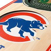 You The Fan Chicago Cubs 6''x19'' 3-D Banner product image