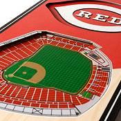 You The Fan Cincinnati Reds 6''x19'' 3-D Banner product image