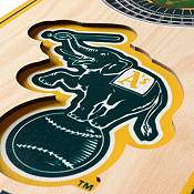 You The Fan Oakland Athletics 6''x19'' 3-D Banner product image