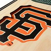 You The Fan San Francisco Giants 6''x19'' 3-D Banner product image