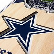 You The Fan Dallas Cowboys 6''x19'' 3-D Banner product image