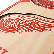 You The Fan Detroit Red Wings 6''x19'' 3-D Banner product image