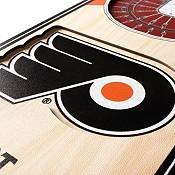 You The Fan Philadelphia Flyers 6''x19'' 3-D Banner product image