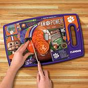 You The Fan Clemson Tigers Retro Cutting Board product image