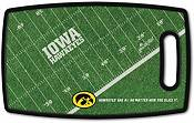 You The Fan Iowa Hawkeyes Retro Cutting Board product image