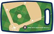 You The Fan Houston Astros Retro Cutting Board product image