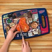 You The Fan Minnesota Twins Retro Cutting Board product image