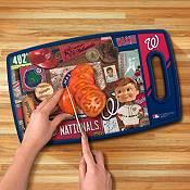 You The Fan Washington Nationals Retro Cutting Board product image