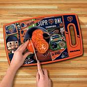 You The Fan Chicago Bears Retro Cutting Board product image