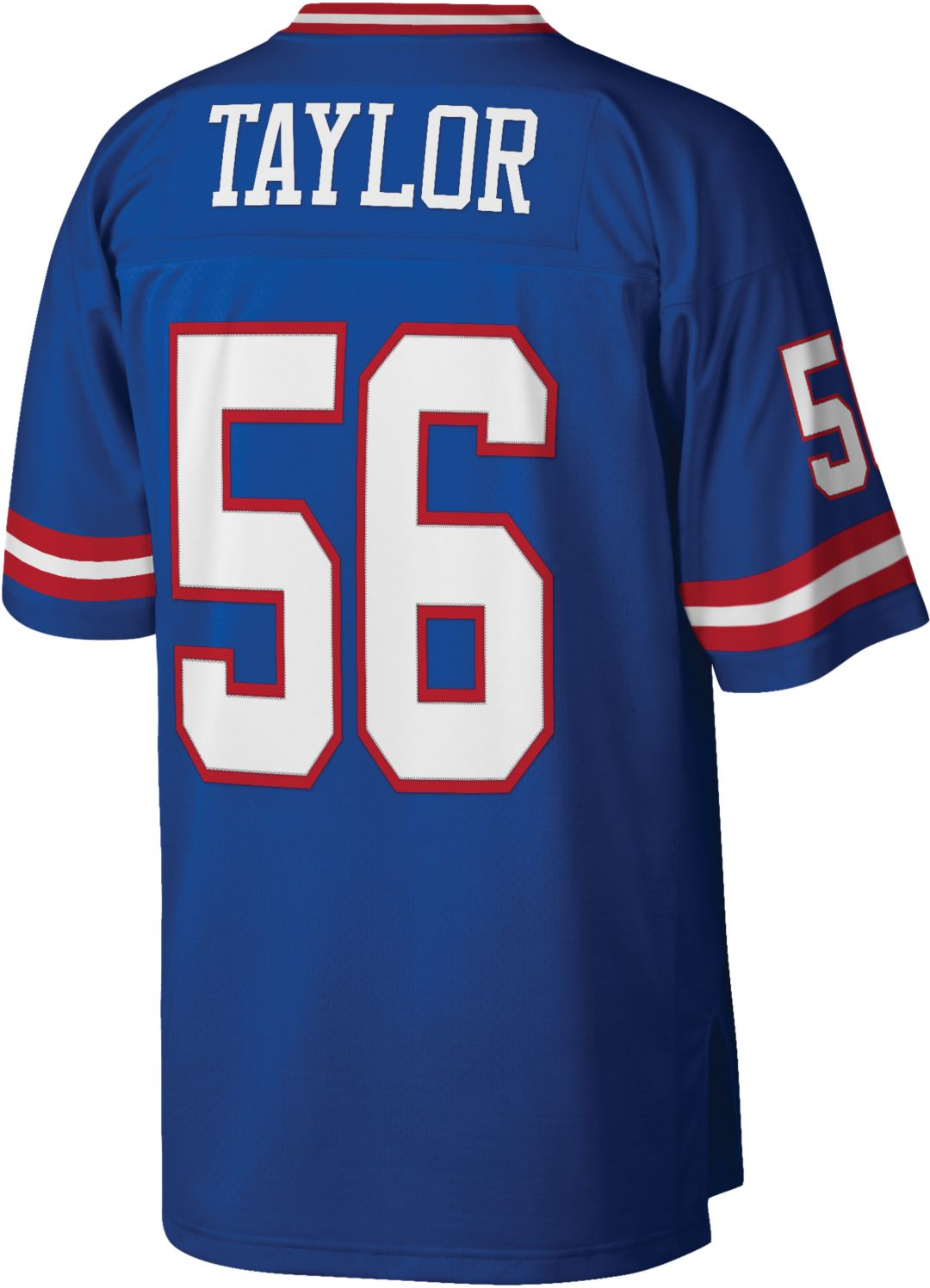 competitive price 6fa3a c772d Mitchell & Ness Men's 1986 Game Jersey New York Giants Lawrence Taylor #56