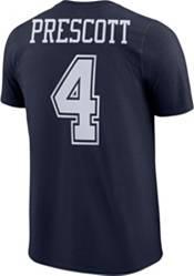 Nike Men's Dallas Cowboys Dak Prescott #4 Pride Navy T-Shirt product image