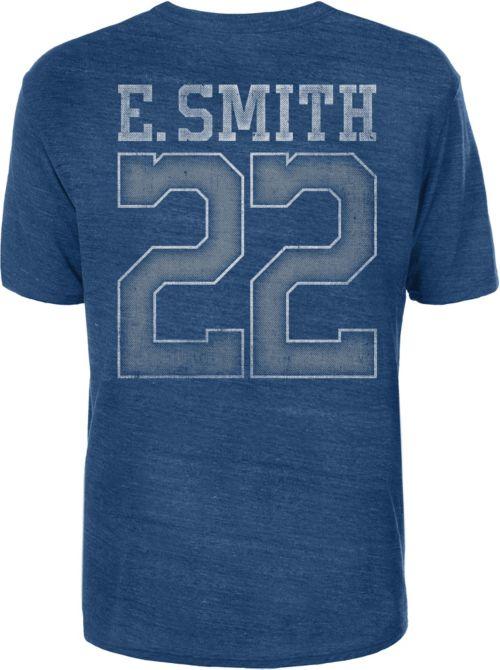 Dallas Cowboys Merchandising Men s Emmitt Smith  22 Navy T-Shirt.  noImageFound. Previous. 1. 2. 3 f6cbdbf05