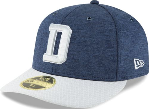 99ea850bfe9 New Era Men s Dallas Cowboys Sideline Home 59Fifty Navy Fitted Hat.  noImageFound. Previous. 1. 2. 3