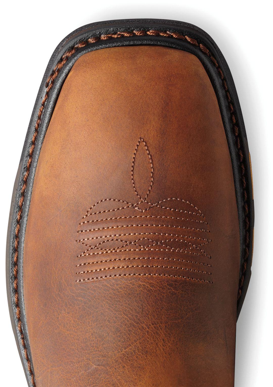 7d4600d714f Ariat Men's Workhog Steel Toe Western Work Boots | DICK'S Sporting Goods