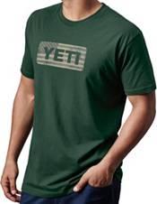 YETI Men's Flag Badge Graphic T-Shirt product image