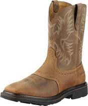 Ariat Men's Sierra Safety Toe Wide Work Boots product image