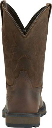 Ariat Men's Groundbreaker Pull-On Steel Toe Western Boots product image
