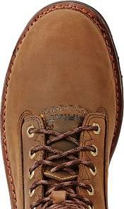 Ariat Men's Powerline 8'' H2O Waterproof Composite Toe Work Boots product image