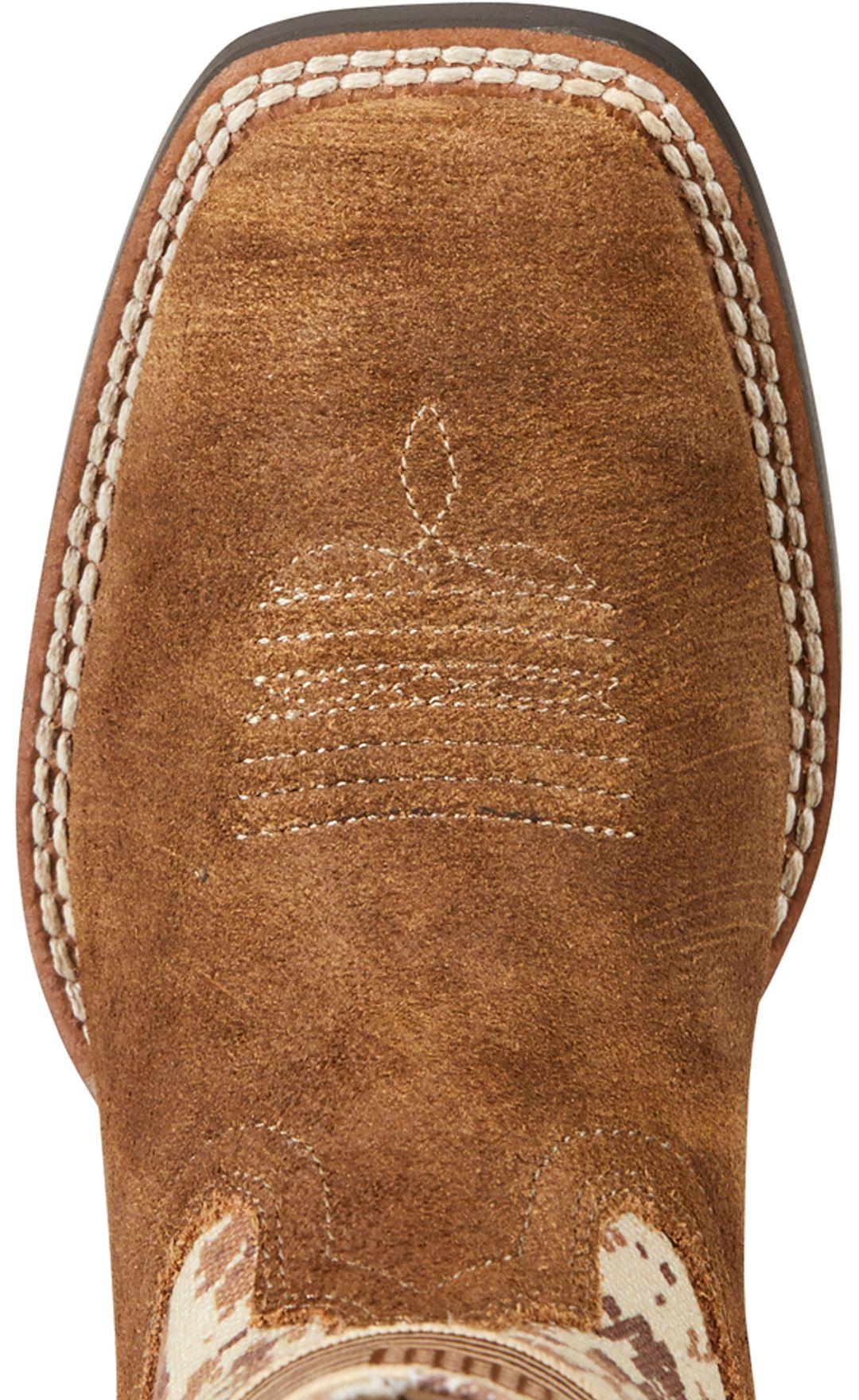 d9414b914e2 Ariat Kids' Sport Patriot Western Boots