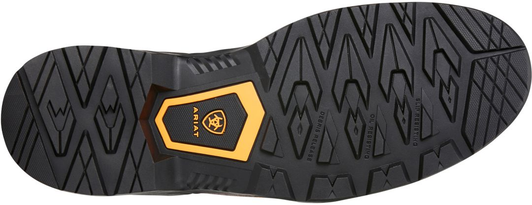 ae90d382b77 Ariat Men's Rebar Flex 6'' H2O Waterproof Composite Toe Work Boots