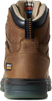 Ariat Men's Turbo 6'' CSA Waterproof Carbon Toe Work Boots product image