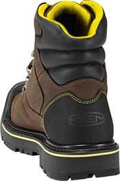 "KEEN Men's Milwaukee 6"" Steel Toe Work Boots product image"