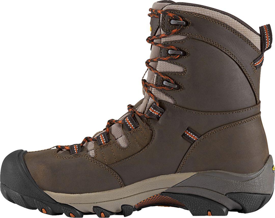 """e13a0ac88fe KEEN Men's Detroit 8"""" Waterproof Steel Toe Work Boots"""