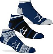 For Bare Feet Dallas Cowboys 3-Pack Socks product image