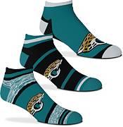 For Bare Feet Jacksonville Jaguars 3-Pack Socks product image