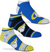 For Bare Feet Los Angeles Rams 3-Pack Socks product image