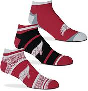 For Bare Feet Tampa Bay Buccaneers 3-Pack Socks product image