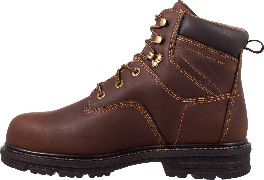 eacb8213550 Wolverine Men's Nolan 6'' Waterproof Composite Toe Work Boots ...