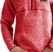 Antigua Men's New York Giants Fortune Blue Pullover Jacket product image
