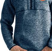 Antigua Men's Chicago Bears Fortune Navy Pullover Jacket product image