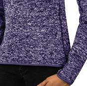 Antigua Women's Baltimore Ravens Fortune Purple Pullover Jacket product image