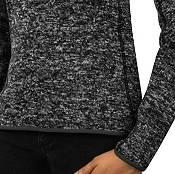 Antigua Women's Carolina Panthers Fortune Black Pullover Jacket product image
