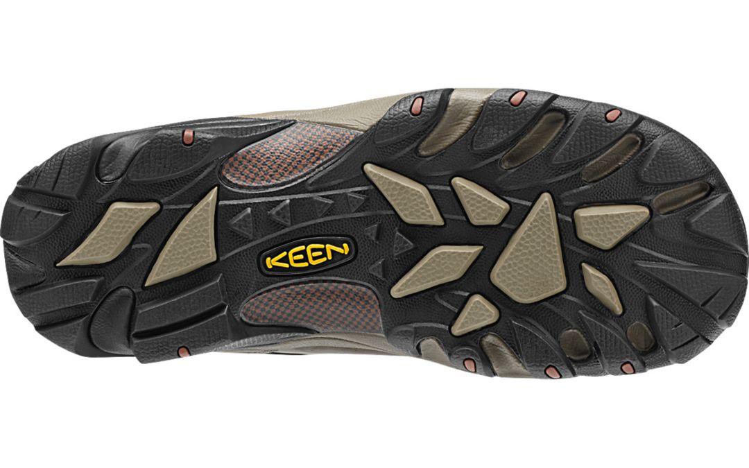84b1fb058f5 KEEN Men's Targhee II Mid Waterproof Hiking Boots