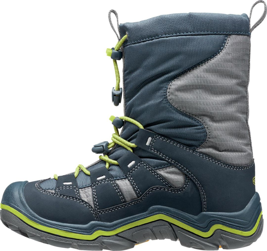 36b47058257 KEEN Kids' Winterport II 200g Waterproof Winter Boots | Field & Stream