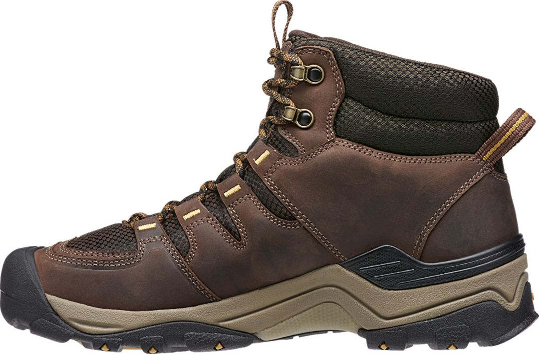 19db1a0fd1f KEEN Men's Gypsum II Waterproof Hiking Boots