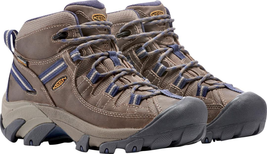2fe04249f66 KEEN Women's Targhee II Mid Waterproof Hiking Boots