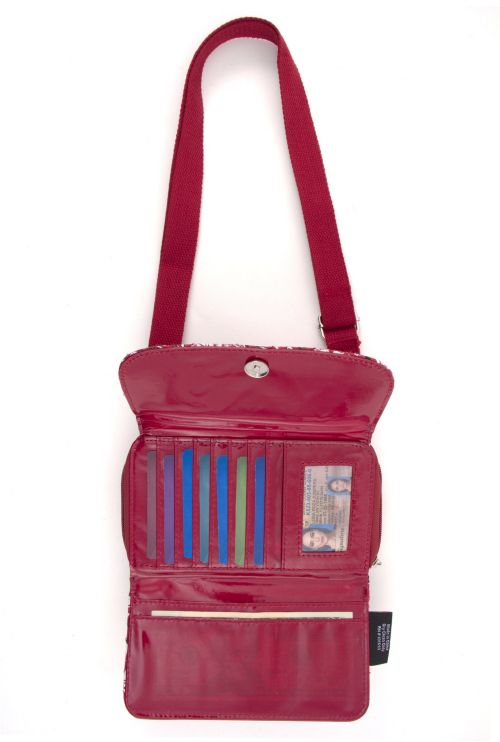 Eagles Wings Oklahoma Sooners Quilted Cotton Mini Duffle Bag. noImageFound.  Previous. 1. 2. 3 7eb9282a20847
