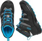 KEEN Kids' Hikeport Mid Waterproof Hiking Boots product image