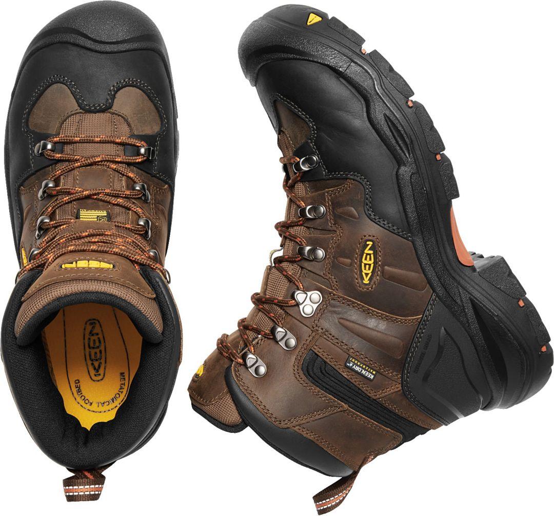 f4dd053dece KEEN Men's Coburg 6'' Waterproof Steel Toe Work Boots
