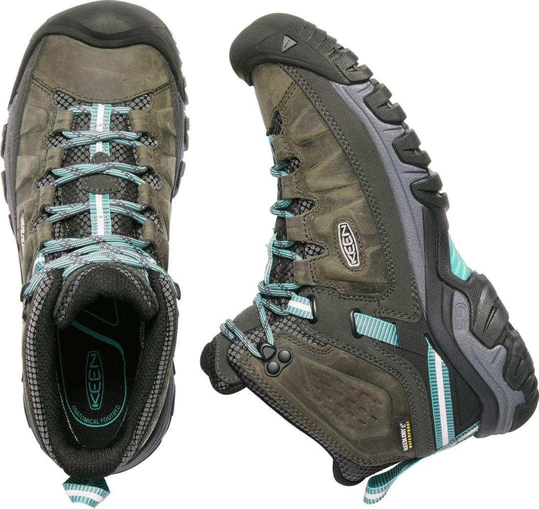 fe4600b5156 KEEN Women's Targhee III Mid Waterproof Hiking Boots